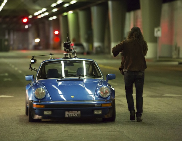 Magnus Walker S Quot Outlaw Fever Quot Featuring Outlaw Wheels