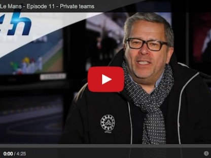 24 Hours of Le Mans – Episode 11 – Private teams