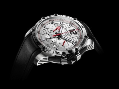This Is The Chopard Superfast Chrono Porsche 919 Edition