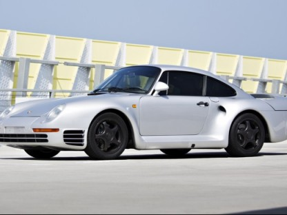 2014 Monterey Porsche Auction Results