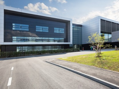 Porsche Opens New Design Studio, Wind Tunnel And Electronic Integration Center At Weissach