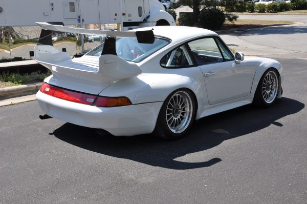Are You The Future Owner Of This Porsche 993 38 RSR  FLATSIXES