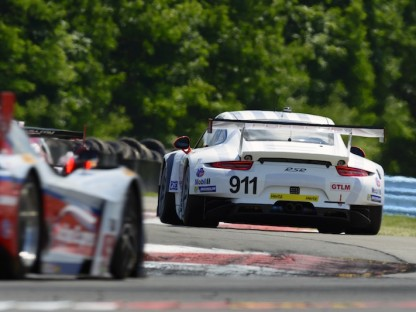 Porsche's Results And Pictures From The Six Hours Of The Glen