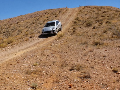 The All-New Porsche Macan: An Off-Road Perspective