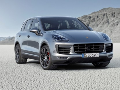 Porsche Replaces Cayenne's V-8 With Twin Turbo V-6: Announces Redesigned 2015 Cayenne; More Powerful Engines, A Proper Plug-In Hybrid, And Still No PDK