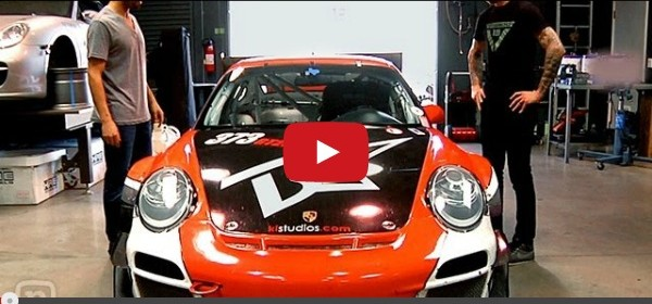 bbi autosport garage tour video