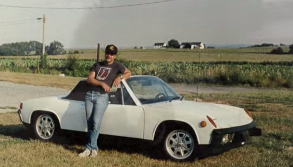 dave porsche 914 step daughter buys dad porsche for fathers day