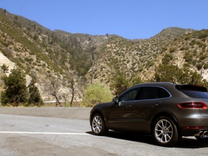 What Does It Cost To Defy Physics? The Price Of A Porsche Macan.