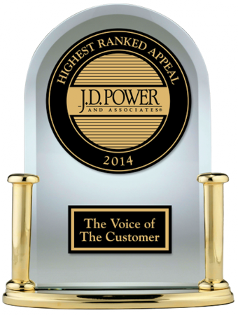 porsche jd powers appeal award