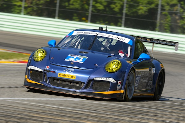 Porsche 39 S Pictures And Results In The Uscc At Road America