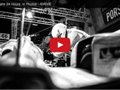 Magical Time-Lapse Series Of Photos From The 24 Hours Of Le Mans Is A Must Watch