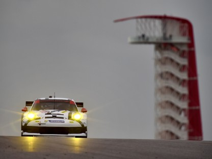 Porsche Does The Texas Two-Step With TUSCC At COTA