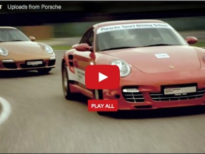 Here's What 40 Years Of Porsche Sports Driving School Looks Like