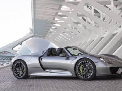 Porsche Issues Recall For 205 918 Spyders
