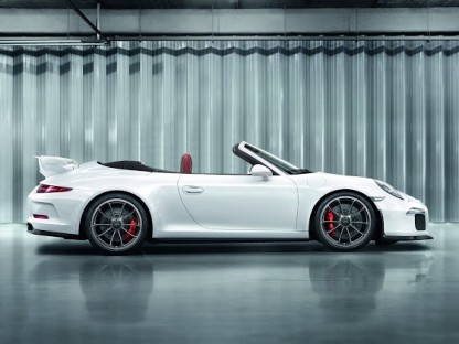 17 Year Old Kid Designs The GT3 Cabriolet Porsche Really Needs To Build