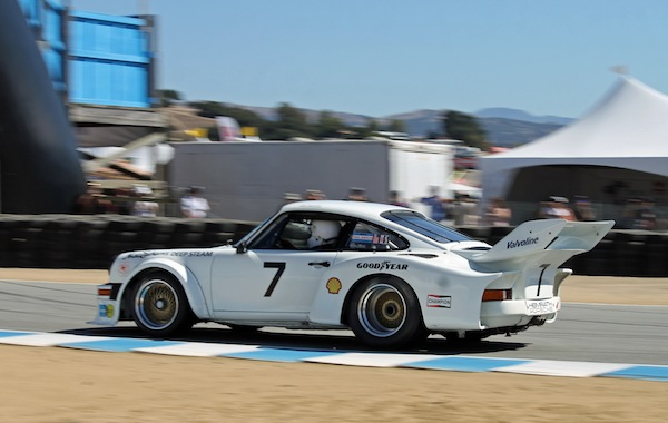 porsche racing at rolex historics