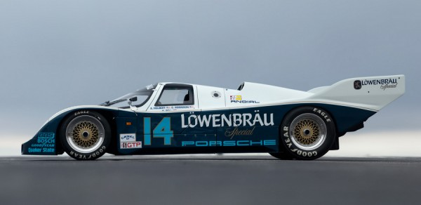 At Least 5 Historic Porsche Racecars To Participate In