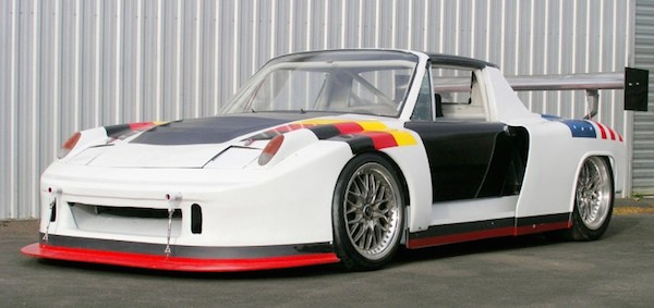 Porsche 914 with turbo charged ls1