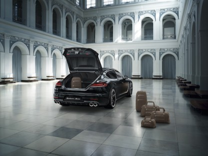 Porsche Panamera Turbo S Executive Exclusive Series-5
