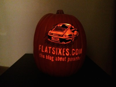 Porsche Pumpkin Carving Tips