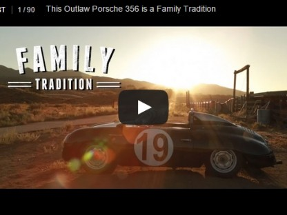 Video: A Family Tradition Of Outlaw 356s