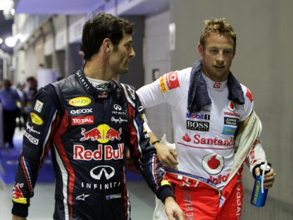 Could McLaren F1 Driver Jenson Button Move To Porsche's LMP1 Team In 2015?