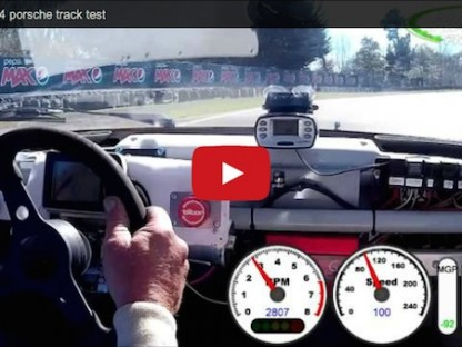 This Is What A Turbocharged V8 Porsche 914 Looks And Sounds Like