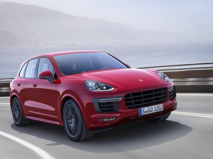 Pricing, Pictures and Specs Of The New Base Cayenne and GTS