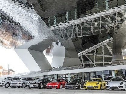 The Porsche Museum Is Now Renting Porsches