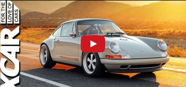 Xcar documentary on singer porsche