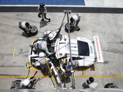 Porsche's GT Le Mans Results In The WEC At Sao Paulo, Brazil