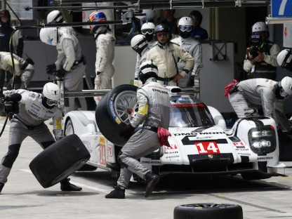 Porsche's LMP1 Results, Pictures And Video In The WEC At Sao Paulo, Brazil