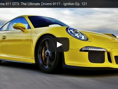 Video: Why Motor Trend's Carlos Lago Loves Porsche's 991 GT3