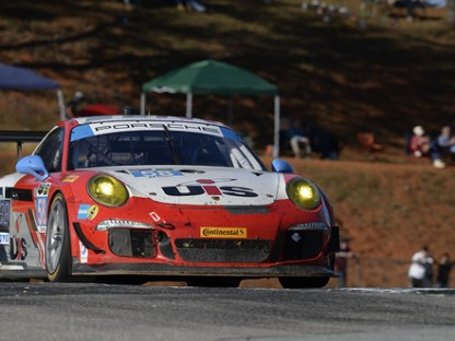 Dempsey To Contest The 2015 Tequila Patrón North American Endurance Cup