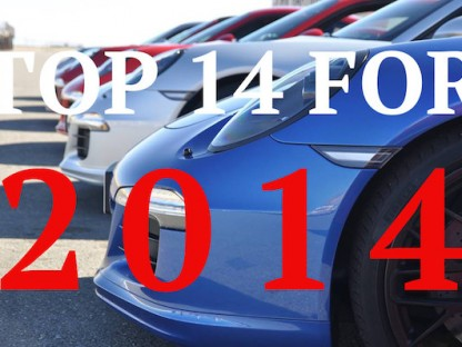 14 Of Porsche's Most Significant Moments Of 2014