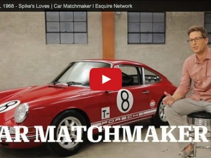 "Who Is Spike Feresten And Why You Should Watch Him Play Porsche ""MatchMaker""?"
