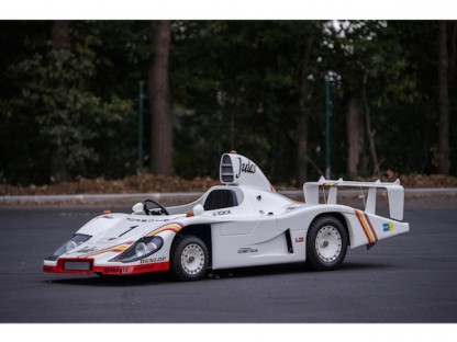 The Porsche 936 Junior Is An Insanely Cool Collectible