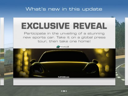 Porsche Set To Reveal The Cayman GT4 In Real Racing 3