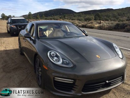 Attempt To Impress Girlfriend With New Porsche Ends Badly For This Guy