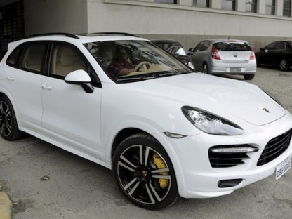 Judge Orders Billionaire's Porsche Seized And Then Drives It Himself