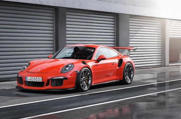 Here it is porsche finally reveals the 991 gt3 rs in geneva watch and listen to the porsche gt3 rs in the metal sciox Images