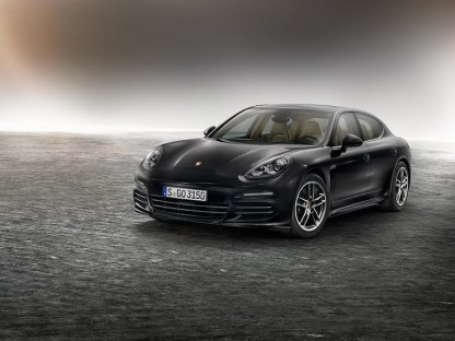 Porsche Launches Three New 2016 Panamera Models