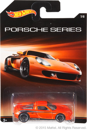 2015 Porsche Hot Wheels Series Available In June At Walmart