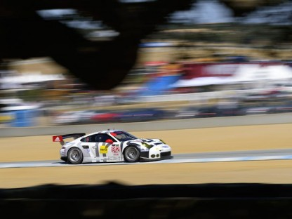 Porsche's Results And Pictures In The TUSCC Rounds 3 & 4 At Laguna Seca