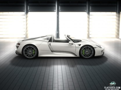 Porsche 918 Spyder Recalled Due To Wiring Harness Issues