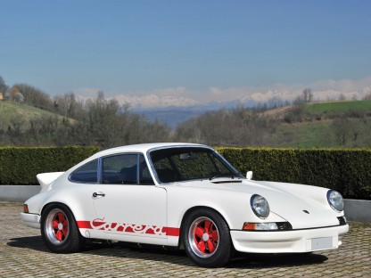 Sotheby's/RM Auctions Previews A Carrera RS Lightweight For Their Villa Erba Sale This Month