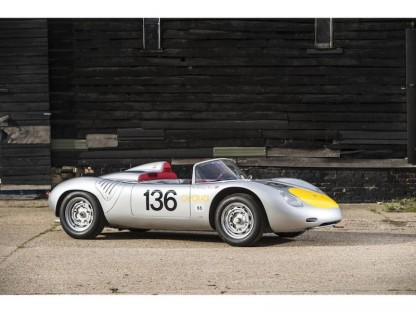 How Much Will Sir Stirling Moss' Porsche RS61 Sell For?