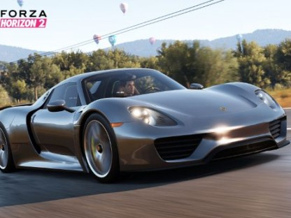 Video Gamers Rejoice. Porsche Is Returning To Forza 2!