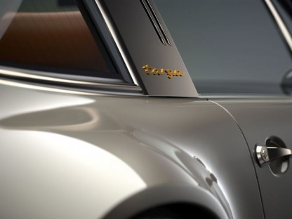 Singer To Debut New Targa Model At Goodwood