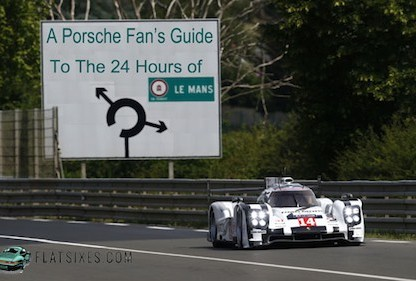 A Porsche Fan's Guide To The 24 Hours Of LeMans
